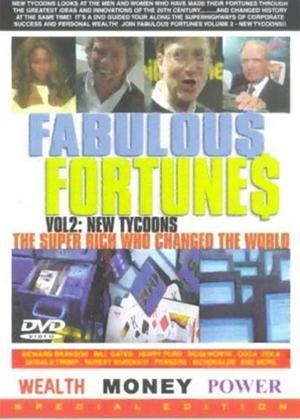 Rent Fabulous Fortunes: Vol.2: New Tycoons Online DVD Rental