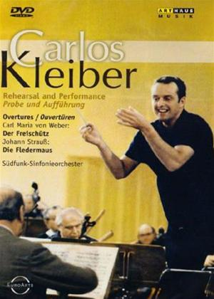 Rent Carlos Kleiber: Rehearsal and Performance Online DVD Rental