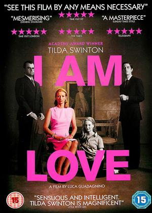 I Am Love Online DVD Rental