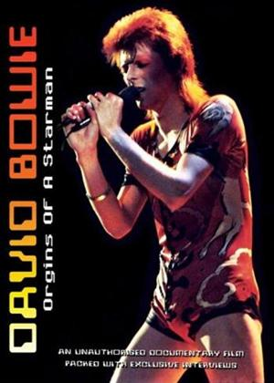 David Bowie: Origins of a Starman Online DVD Rental