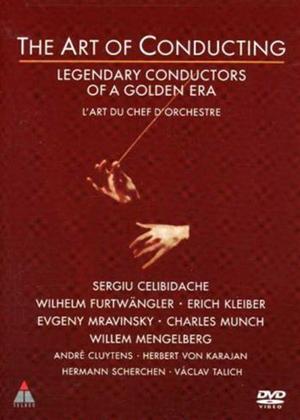 Rent Art of Conducting: Legendary Conductors of a Golden Era Online DVD Rental