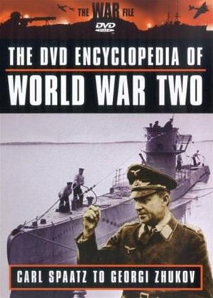 Rent Encyclopaedia of World War 2: Vol.10: Carl Spaatz to Georgi Zhukov Online DVD Rental