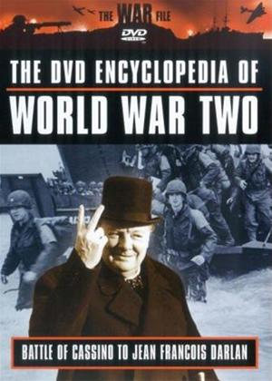 Rent Encyclopaedia of World War 2: Vol.3: Battle of Cassino to Jean Francois Darlan Online DVD Rental