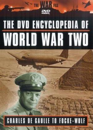 Rent Encyclopaedia of World War 2: Vol.4: Charles De Gaulle to Focke-Wolf Online DVD Rental
