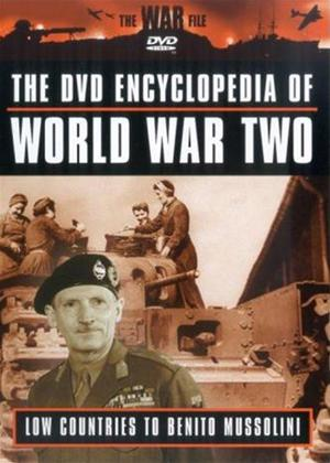 Rent Encyclopaedia of World War 2: Vol.7: Low Countries to Benito Mussolini Online DVD Rental