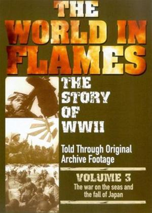 Rent The World in Flames: The Story of World War 2: Vol.3 Online DVD Rental