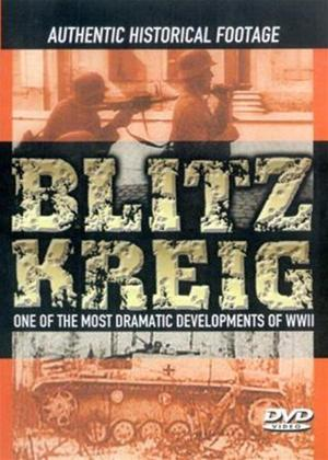 Rent Blitzkrieg: One of the Most Dramatic Developments of World War 2 Online DVD Rental