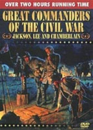 Rent Great Commanders of the Civil War Online DVD Rental