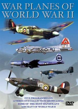 Rent War Planes of World War II Online DVD Rental
