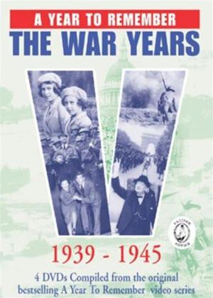 Rent A Year to Remember: The War Years Online DVD Rental