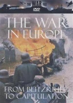 The War in Europe Online DVD Rental