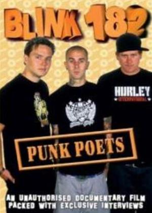 Rent Blink 182: Punk Poets Online DVD Rental