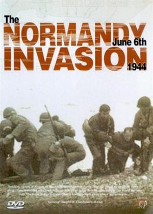 Rent The Normandy Invasion: June 6th 1944 Online DVD Rental