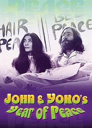 Rent John and Yoko: Year of Peace Online DVD Rental