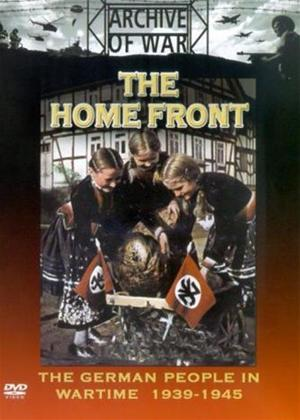 The Home Front: The German People in Wartime 1939 - 1945 Online DVD Rental