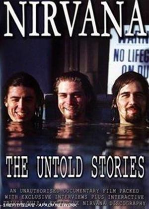 Nirvana: The Untold Stories Online DVD Rental