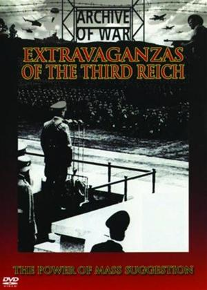Rent Extravaganzas of the Third Reich Online DVD Rental