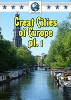 Rent Great Cities of Europe: Vol.1 Online DVD Rental