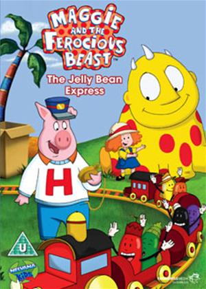 Rent Maggie and The Ferocious Beast: The Jelly Bean Express Online DVD Rental