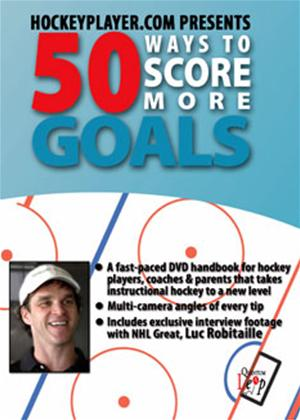Rent 50 Ways to Score More Goals Online DVD Rental