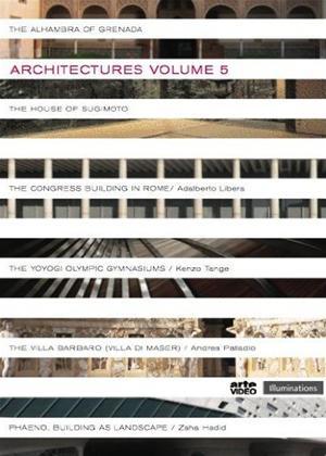 Rent Architectures: Vol.5 Online DVD Rental
