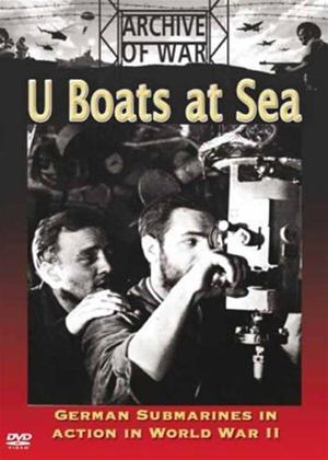 U Boats at Sea Online DVD Rental