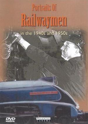 Rent Portraits of Railwaymen in the 1940s and 1950s Online DVD Rental