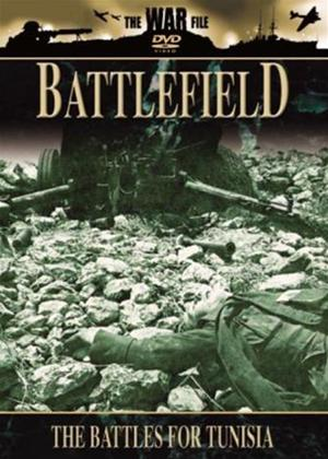 Rent Battlefield: The Battles for Tunisia Online DVD Rental