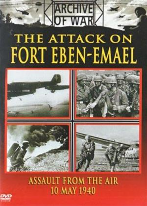 The Attack on Fort Eben Emael: Assault from the Air 10 May 1940 Online DVD Rental