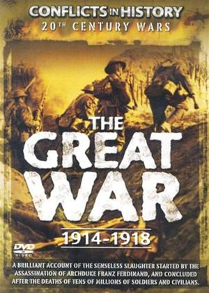 Rent The Great War 1914-1918 Online DVD Rental