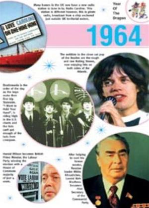 The Time of Your Life: 1964 Online DVD Rental