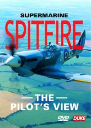 Rent Supermarine Spitfire: The Pilot's View Online DVD Rental