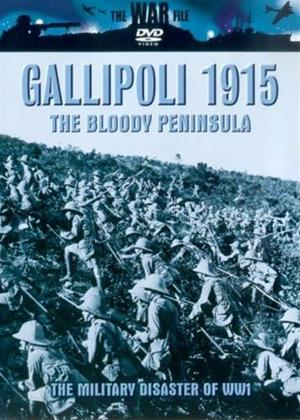 Gallipoli 1915: The Bloody Peninsula Online DVD Rental