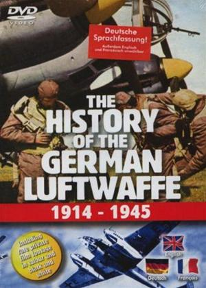 Rent The History of the German Luftwaffe: 1914 - 1945 Online DVD Rental