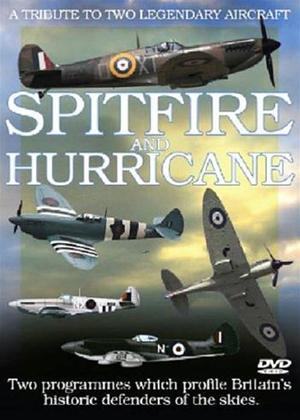 Spitfire and Hurricane Online DVD Rental
