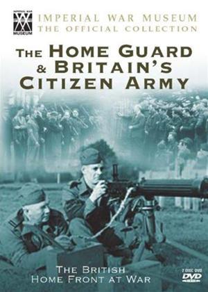 Rent Britain's Home Front at War: Britain's Citizen Army Online DVD Rental