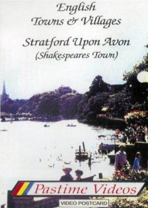 Rent Stratford Upon Avon Shakespeares Town Online DVD Rental
