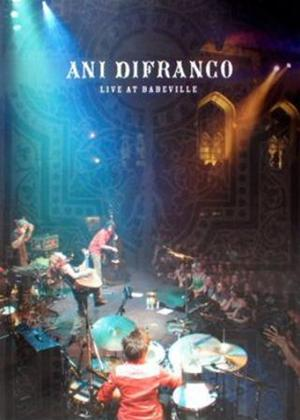 Ani Difranco: Live at Babeville Online DVD Rental