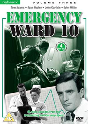 Emergency Ward 10: Series 3 Online DVD Rental