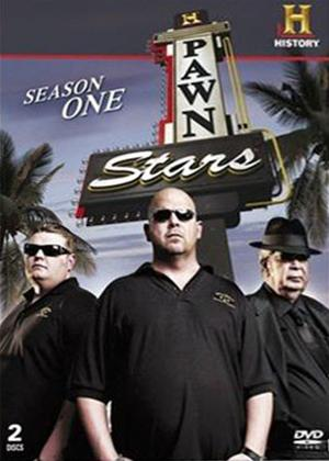 Rent Pawn Stars: Series 1 Online DVD Rental