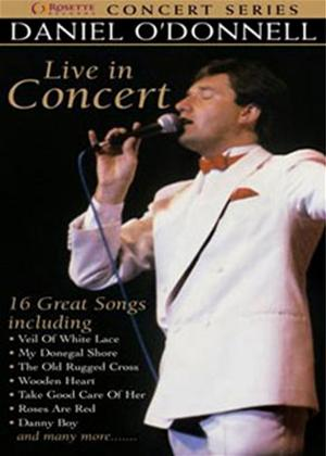 Rent Daniel O'Donnell: Live in Concert Online DVD Rental