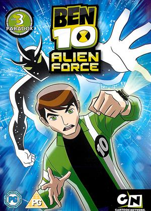 Rent Ben 10: Alien Force: Vol.3 Online DVD Rental