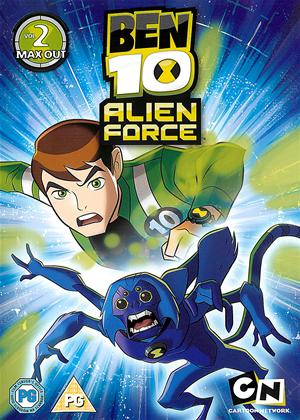 Rent Ben 10: Alien Force: Vol.2 Online DVD Rental