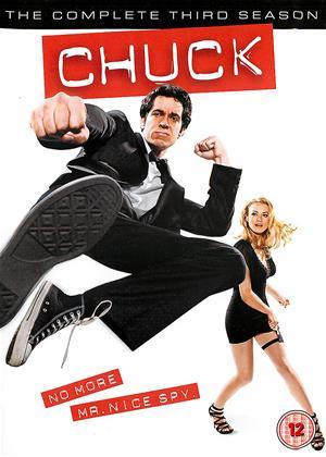 Chuck: Series 3 Online DVD Rental