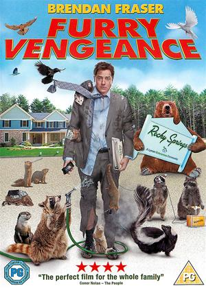 Furry Vengeance Online DVD Rental