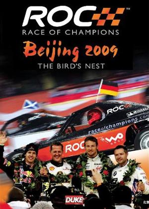Rent Race of Champions: Bejing 2009 Online DVD Rental