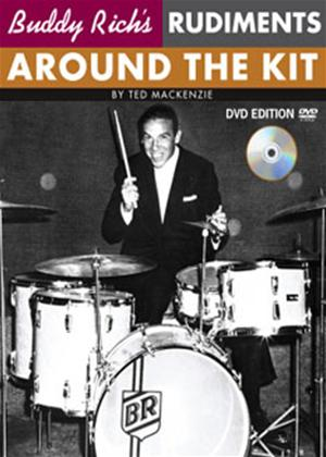 Buddy Rich's Rudiments Around the Kit Online DVD Rental