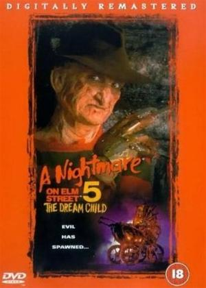 A Nightmare on Elm Street 5: The Dream Child Online DVD Rental