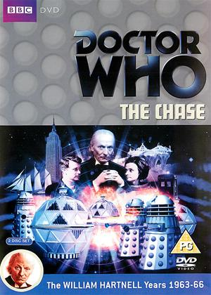 Rent Doctor Who: The Chase Online DVD Rental