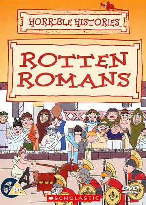 Rent Horrible Histories: Rotten Romans Online DVD Rental